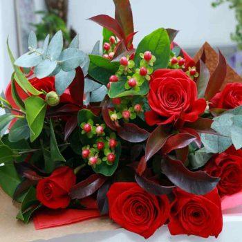 Ramalhete De Rosas Importadas